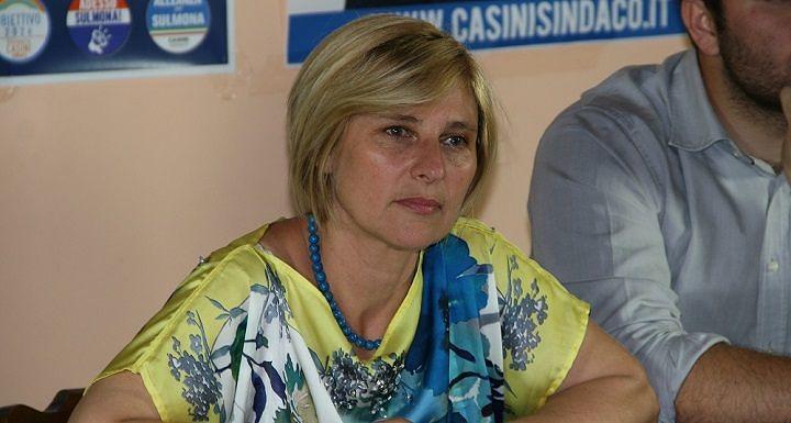 Annamaria Casini: 'Sulmona deve tornare la capitale del Centro Abruzzo'