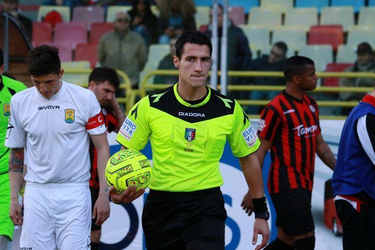 Giulianova, esordio in serie A per Antonio Di Martino