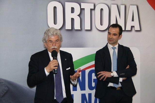 Ortona, Angelo Di Nardo inaugura il comitato elettorale