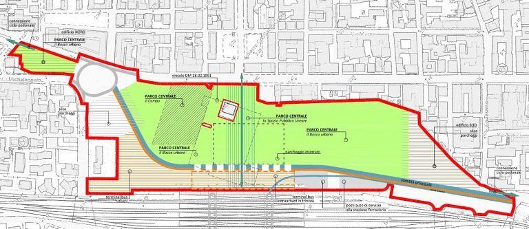 Pescara, Area di Risulta: un progetto per il bosco urbano