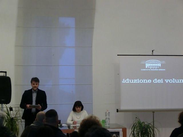 Francavilla, 'Insiemesiamolasirena': l'assemblea pubblica per 'salvare' il Palazzo Sirena VIDEO