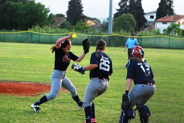 Softball A2: doppio successo per l'Atoms' Chieti