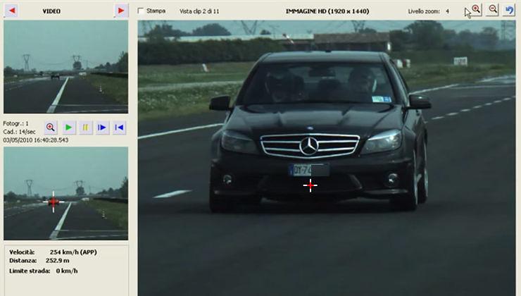 Telelaser TrueCam, in arrivo il super autovelox a prova di ricorso
