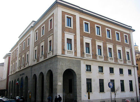 L'Aquila, quartiere Banca d'Italia: online bando dismissione di due palazzine