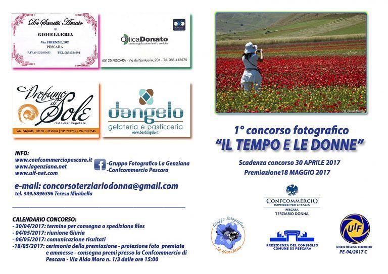 Pescara, concorso fotografico 'Il tempo e le donne': iscrizioni aperte