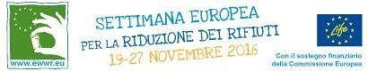 Rieco alla Settimana Europea per la riduzione dei rifiuti con un progetto del Comune di Gissi