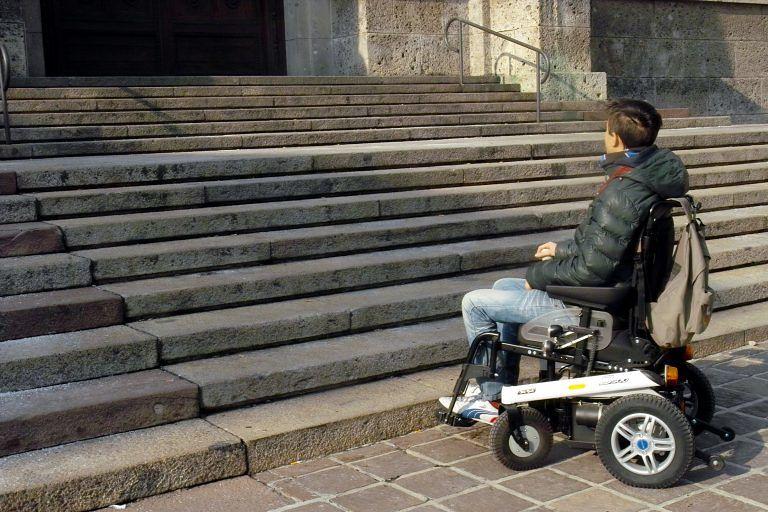 Pescara prima città d'Abruzzo senza barriere architettoniche (fra qualche anno)