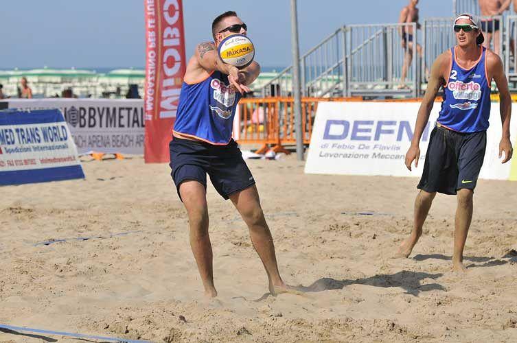 Alba Adriatica, beach volley: il calendario del King & Queen
