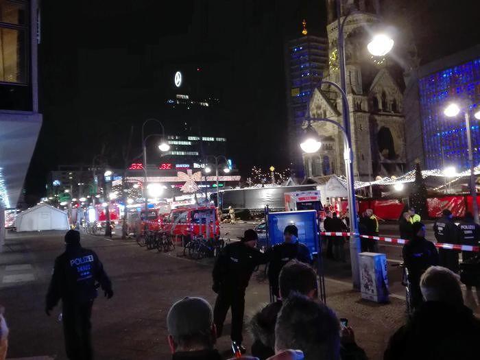 Attentato Berlino, dispersa ragazza di Sulmona