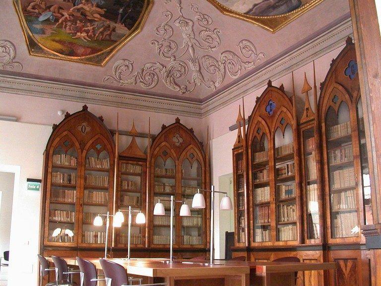 Teramo, Vola alto: incontriamoci in Biblioteca (Delfico)