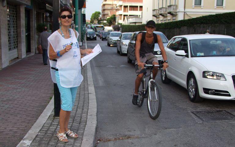 Pescara, torna 'Bike to work': a lavoro in bici