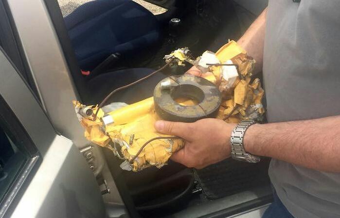 Città Sant'Angelo, allarme bomba su ferrovia: fatto brillare finto ordigno FOTO