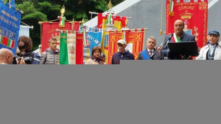 Bosco Martese: partigiani, studenti e autorità alla commemorazione