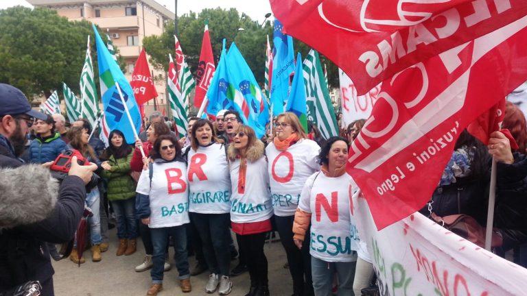 Penne, Brioni: ancora agitazione, proteste e scioperi in vista