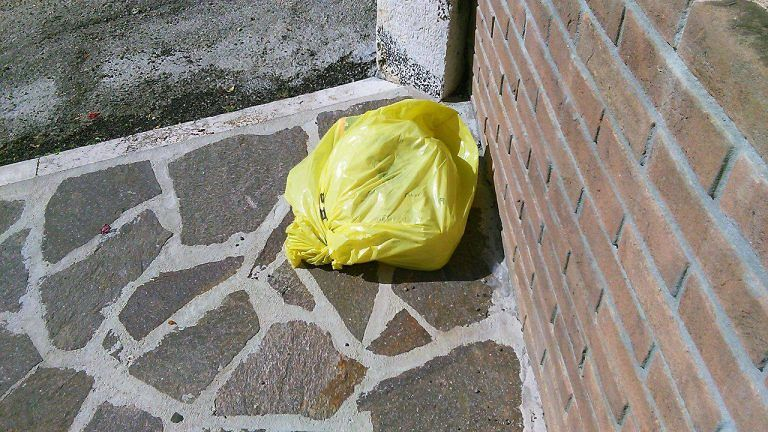 Teramo, adesione massiccia allo sciopero degli operatori di raccolta della spazzatura