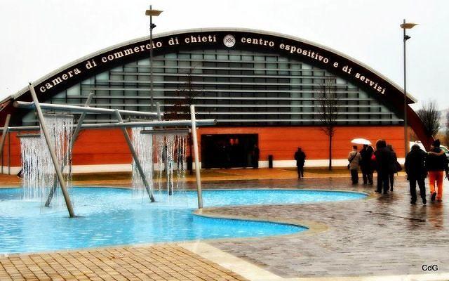 Emergenza neve, paura terremoto: Centro di Accoglienza alla Camera di Commercio di Chieti Scalo
