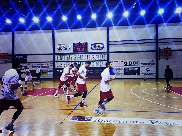 Basket, Campli sale sull'ottovolante: successo anche con Valdiceppo