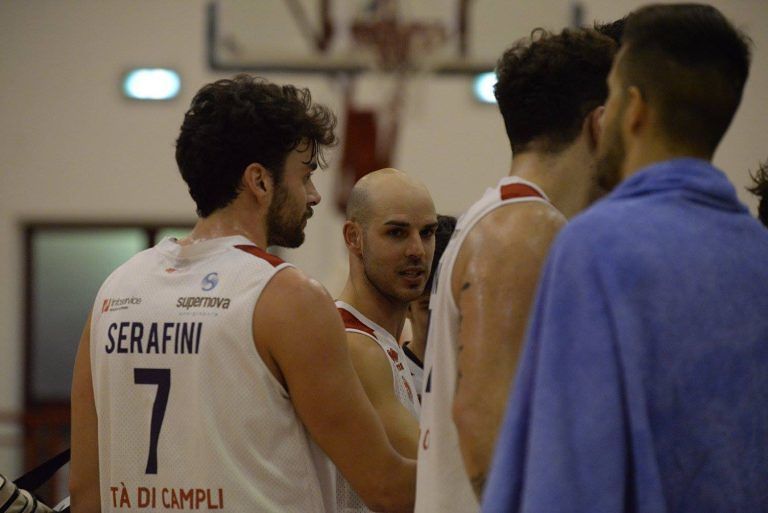 Basket, Campli alla ricerca dell'ottava sinfonia nel recupero di Rimini