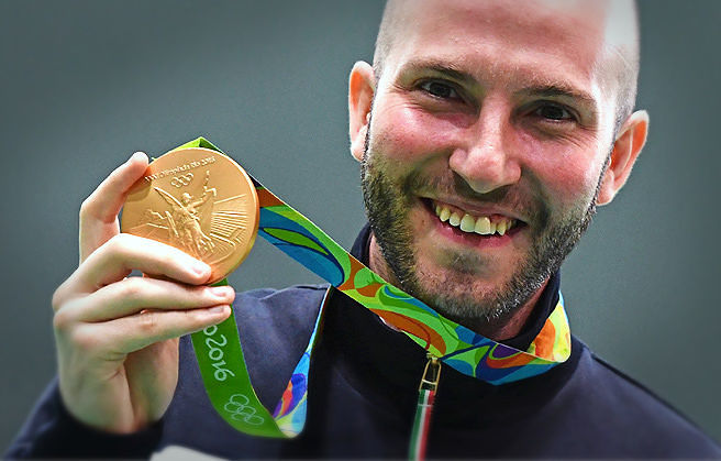 Rio 2016, terzo oro per l'Italia