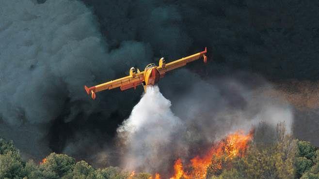 Incendi, domenica infernale in tutta la provincia di Pescara