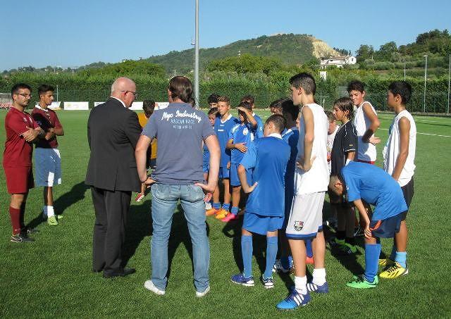 Presentazione del progetto Carpi Football Academy e Scuola Calcio Sgs Sambuceto