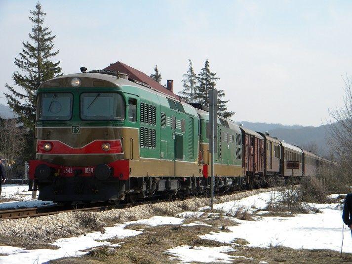 Nuova vita per la Transiberiana d'Italia, la ferrovia Sulmona-Carpinone