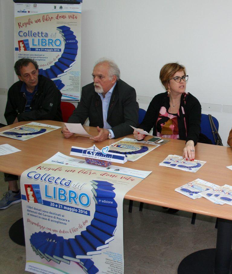 Pescara, torna la due giorni della 'Colletta del libro'