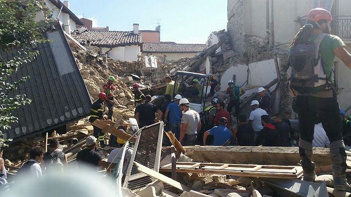 Terremoto, nuova scossa ad Amatrice (4.3) avvertita anche nel Teramano