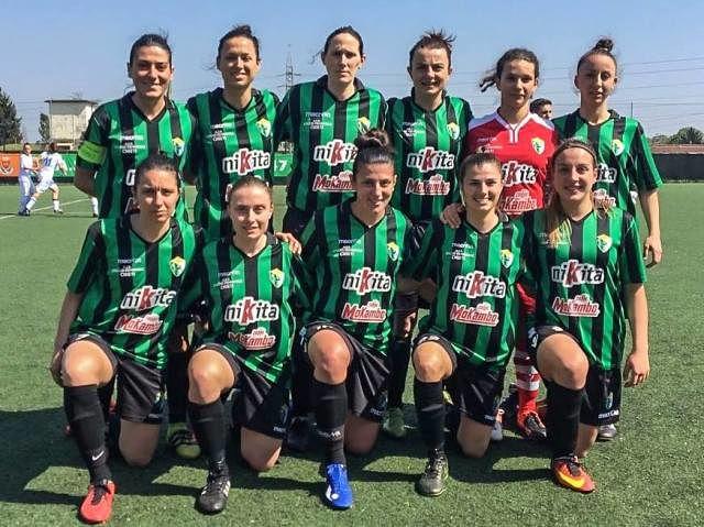 Sconfitta per il Chieti Calcio Femminile a Luserna
