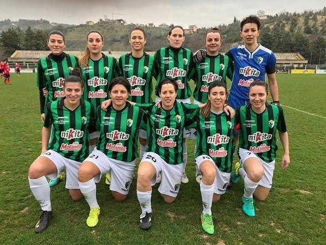 Calcio Femminile, una sconfitta casalinga che fa male per il Chieti all'Angelini con il Cuneo