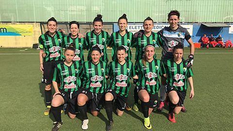 Calcio Femminile, sconfitta con onore per il Chieti a Verona