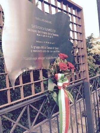 CasaPound Chieti minaccia di occupare il belvedere Ramelli: 'Ora inagibile'