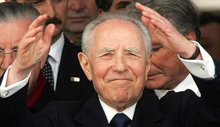 Addio al presidente Ciampi