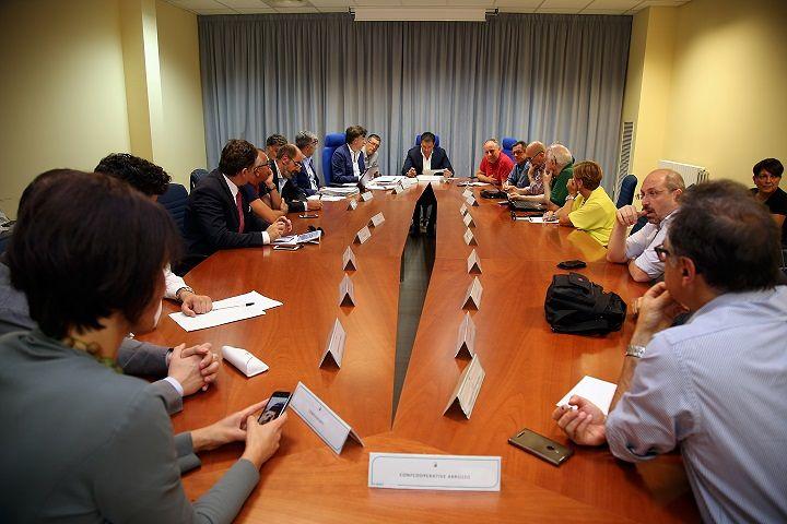 Abruzzo, Cicas destina 7 milioni per politiche occupazionali