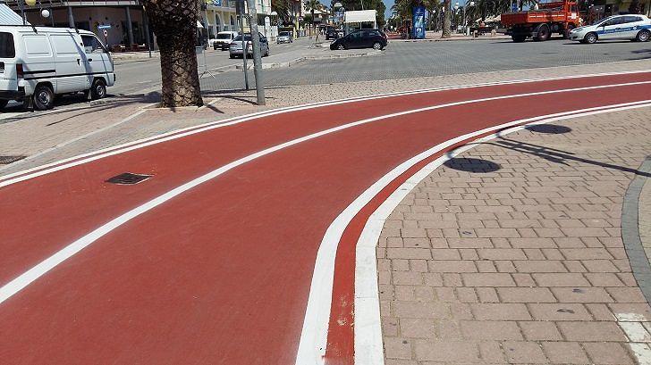 Abruzzo, piste ciclabili triplicate nei comuni capoluogo in 7 anni