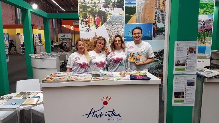 Tortoreto, promozione turistica: l'associazione albergatori presente a Children's Tour