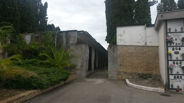 Fossacesia, nuovi loculi al cimitero di Villa Scorciosa