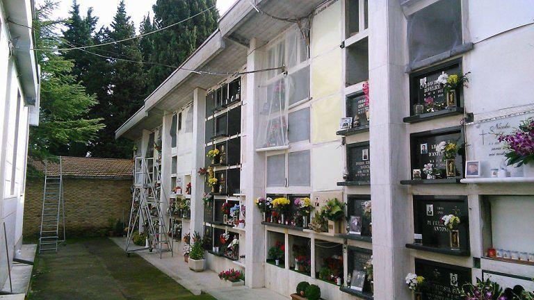 Teramo, inagibilità e delimitazioni nei cimiteri comunali ECCO DOVE