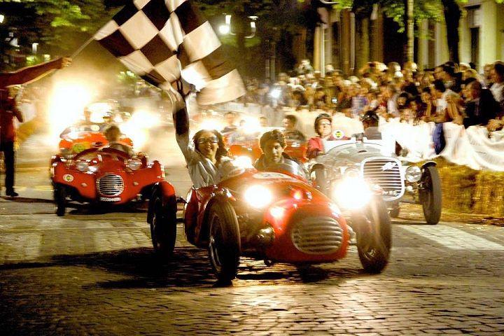 Auto d'epoca, al via la quinta edizione del 'Circuito di Avezzano'