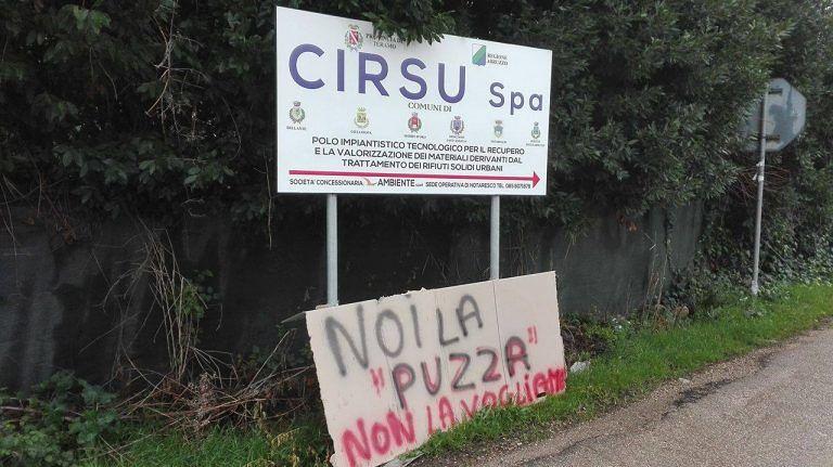 Cirsu, inchiesta sui rifiuti radioattivi agli impianti di Grasciano
