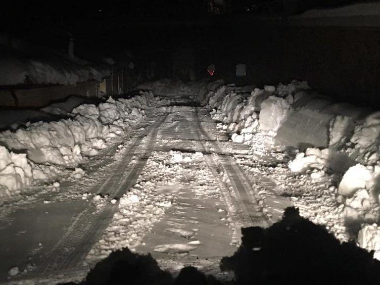 Due intossicati a Villa Celiera, la neve ostacola i soccorsi