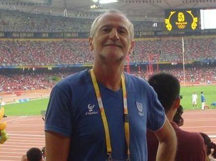 Atletica, Claudio Mazzaufo confermato nella staff tecnico della Nazionale