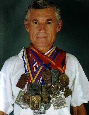 Giulianova, Mario Bollini alla Maratona di New York per la 31sima volta