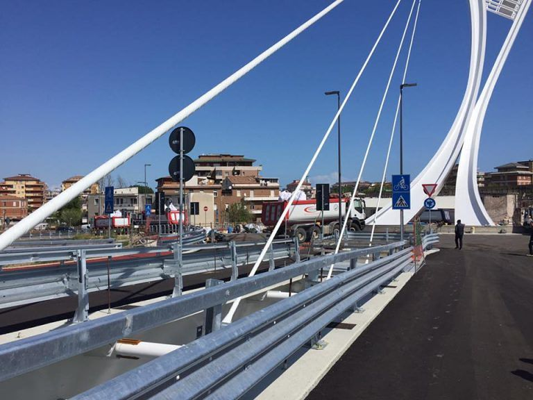 Pescara, ponte nuovo intitolato a Ennio Flaiano: a giugno l'inaugurazione