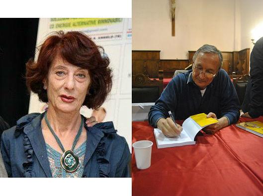 """Roseto, """"La cultura in cammino"""" con Giovanna Forti e Giuseppe Iannetti"""