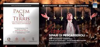 Pacem in terris, il Concerto di Natale 2014 per Papa Francesco diretto da Jacopo Sipari di Pescasseroli