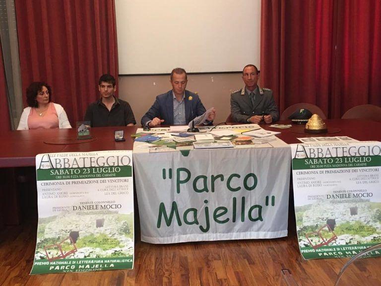 Abbateggio: il metereologo Mocio al Premio Parco Majella