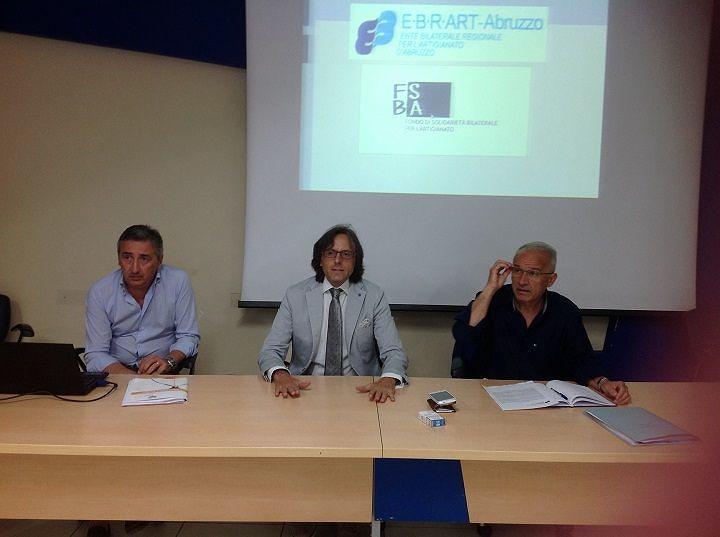 Imprese artigiane, anche in Abruzzo nuovi ammortizzatori sociali per dipendenti