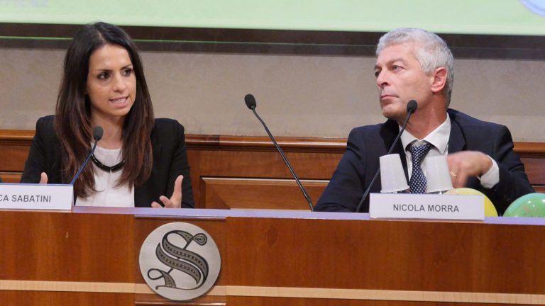 Pescara, presentato in Senato il progetto 'E-Learning' curato da Enrica Sabatini