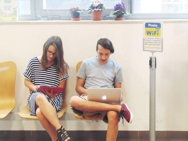Attivato il wi-fi gratuito negli uffici postali di Paglieta e Castelfrentano